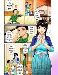 Bai Asuka Hametorare colored English part two