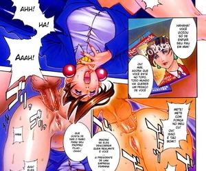 Motchie Role of Must Go On! Hick fool around Himezakura 2005-02 Vol. 2 Portuguese-BR Decensored