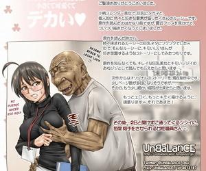 UnBaLanCE Kono Joshi Yakusho Shokuin wa Chiisakute Kawaikute Dekai Servant x Backing Spanish