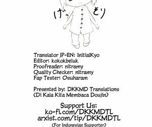 C91 trick&treat tries Trick Effect 4 SOUND VOLTEX English DKKMD Translations