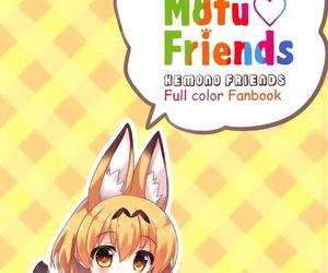 Japariket Ame nochi Yuki Ameto Yuki Mofu Mofu Friends Kemono Friends Portuguese-BR