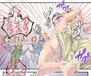 Dokutoku no M Denchi Koukyuu Shoufu no Baikoku Maso-ka Choukyou~Ryoudo Bunkatu Hen~ - part 3