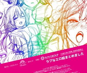 liz project Miyamoto Liz Love na EroE Matomemashita Multifarious English Digital