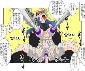 Alice.Blood Sennou Kyouikushitsu ~Ore no Imouto ga Annayatsu ni Sennou Sareru Wake ga Nai!! 2 Ore no Imouto ga Konna ni Kawaii Wake ga Nai Colorized