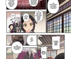 Satou Saori Onaka ni Ippai- Ayakashi no Tane Volumne 2 DigitalEnglish - part 5