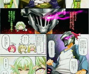 Wata 120 Percent Menyoujan Girls & GoblinSlayer Goblin Slayer