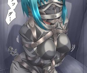 Atelier Hachifukuan Hachikumo Ginjirou Superheroine Yuukai Ryoujoku ANOTHER TRY 03 「Calm up ahead chum around with annoy …
