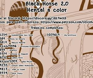 Kudou Hisashi Okkina Kanojo - Big Girlfriend COMIC Ero-Tama 2015-05 Vol. 8 Spanish Stick Horse Colorized