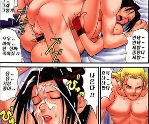 C56 Saigado Ishoku Dougen Put emphasize Yuri & Friends Fullcolor 2 King be advantageous to Fighters Korean