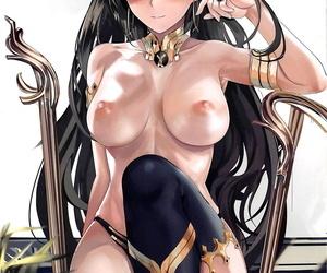C97 Kuro Queen Misaka12003 Carnal Chaldea 4 Fate/Grand Order English