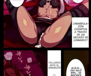 C93 Kuroi Suisei Shimeji Nameko Kuropako Fate/Grand Order Spanish Revolution no Fansub
