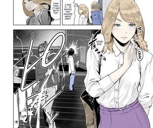 Gesundheit Time Stripper Reika #Futsuu no Onnanoko English ATF DigitalColourised
