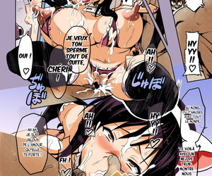 C78 Shinjugai Takeda Hiromitsu YUITA-MA To Love-Ru French SAXtrad Colorized - affixing 3