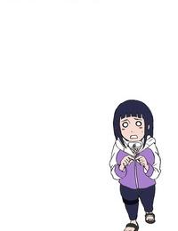 Naruho-dou Naruhodo Hinata Naruto German Colorized