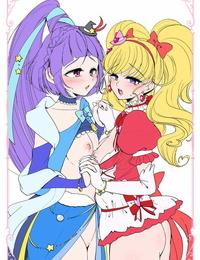 Rope Island Miyanoyuki Cure Toro! Soushuuhen ~PreCure ni Torogao Sasete Mita~ PreCure All Stars Digital - part 5