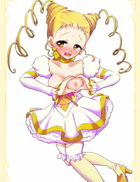 Rope Island Miyanoyuki Cure Toro! Soushuuhen ~PreCure ni Torogao Sasete Mita~ PreCure All Stars Digital