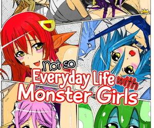 C88 Yowatari Kouba Jet Yowatari Monster Musume no Iru Hinichijou - Not So Everyday Life With Monster Girls Monster Musume no Iru Nichijou English Full Color