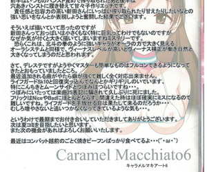COMIC1☆10 MARIMO AHEN Caramel Macchiato 6 THE IDOLM@STER CINDERELLA GIRLS