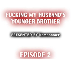 Kemonono★ Shafting My Husband's Younger Brother Ch.1-4 English