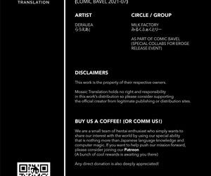 Derauea Motto! Haramase! Honoo no Oppai Isekai Chou Ero Succubus Gakuen! - Succubus School Festival COMIC BAVEL 2021-07 English Mosaic Translations Digital