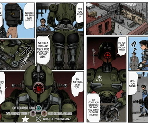 Double Deck Seisakujo Double Deck KILLEM ALL! Artefact 4 English N04h Colorized