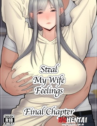 tengohambre Sueyuu Tsuma Omoi- Netorase Kanketsuhen - Steal My Wife Feelings Final Chapter Portuguese-BR Digital