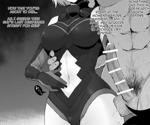 Terasu MC FGO BAD END Fate/Grand Order EnglishApricot