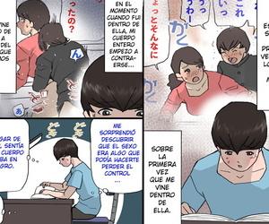 Shiki Hanana Okaa-san wa Homete Nobasu Kyouiku Houshin 4 Chu Dashi Kinshihen Spanish MetamorfosiS - part 2