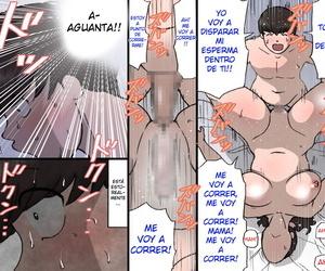 Shiki Hanana Okaa-san wa Homete Nobasu Kyouiku Houshin 4 Chu Dashi Kinshihen Spanish MetamorfosiS - part 3