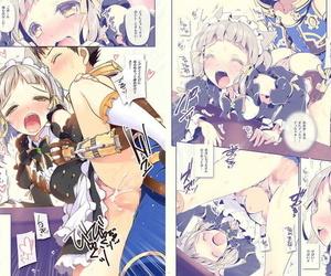 Watsukiya Watsuki Rumi- Yuuki Sei Achromatic Moon 07 Xenoblade Chronicles 2sample