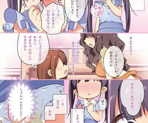 TSF no F Yotsuba Chika- Sasami Kitsune e Yomeiri / Kisekae Appli de Kawaiku Henshin! - part 3