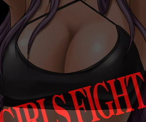 Crimson Girls Fight Maya Hen Full Color Ban English HMC Translation - part 2