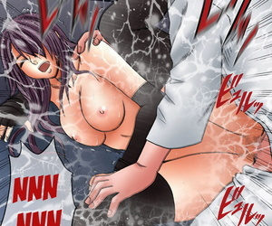 Crimson Girls Fighting Maya Hen Operative Color Ban English HMC Sheen - fidelity 6