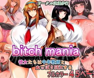 Circle Roman Hikou Taihei Tengoku Bitch Mania -Kanojo-tachi wa Chuunen Kyoushi to Nuppori SEX Suru- beatmania IIDX English Digital