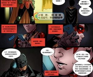 Phausto DC Comics - Batboys 2 Batman Bruce Wayne x Robin Tim Drake x Nightwing Dick Grayson x Red Hood Jason Todd x Red Arrow Roy Harper Chinese 同文城 - part 2