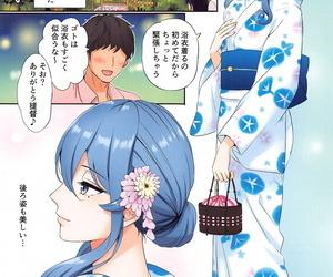 Akihabara Chou Doujinsai Nanairo no Neribukuro Nanashiki Fuka Got-chan to Uchiage Hanabi Kantai Collection -KanColle-