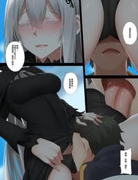 Ginhaha Echidna Re:Zero kara Hajimeru Isekai Seikatsu Chinese Digital
