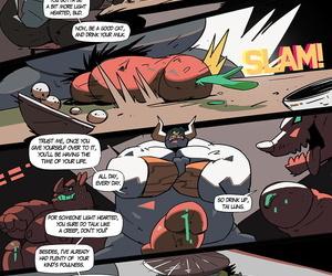 balmos Dragons RiseEnglishKung Fu Panda