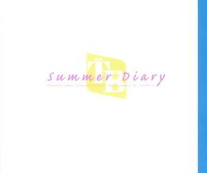 Akihabara Chou Doujinsai TwinBox Hanahanamaki- Sousouman Summer Diary Chinese 兔司姬漢化組 Decensored