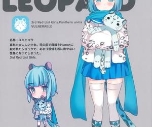 COMIC1☆13 7th;MINT Senmen Kinuko- Shigeta LEOPARD; GULFSTREAM