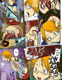 Fan no Hitori Man Eater COMIC Unreal 2013-04 Vol. 42 Portuguese-BR Tsukai Scan Colorized Digital