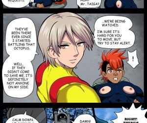 Akuochisukii Kyoushitsu Akuochisukii Sensei Fire Pugilist Energy Use up Zecchou Jigoku - Fire Slugger: Energy Use up Climax Underworld Effectual Color Ban English Digital