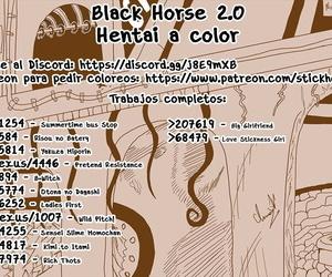 Nakamura Regura Love sTickness girl COMIC Unreal 2016-06 Vol. 61 Spanish Stick Horse Colorized