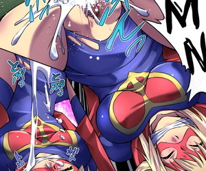 Atelier Hachifukuan Superheroine Yuukai Ryoujoku - Superheroine in Distress Etoile Ange English Harasho Project