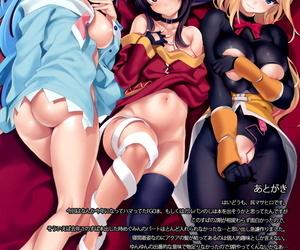 COMIC1☆11 clesta Cle Masahiro CL-orz 52 Kono Subarashii Sekai ni Syukufuku o! Arabic LORDRAMI1 Decensored