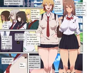 Aikokusha Agobitch Nee-san Seifuku Bishoujo 2gakki Ee!? Oshiri ni Koishiteru? Please Girl-chan all round Dosukebe na Onnanoko-tachi dattee? English Scarce