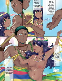 TSF no F Hiiragi Popura The Story of How Became a Member♀ of a Tribe on an Unexplored Island and Became a Best Friends Wife English - part 2