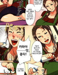 Mokuzou Unde Kudasai! Okaa-san!! Bote Hame! Korean