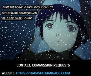 Atelier Hachifukuan Superheroine Yuukai Ryoujoku - Superheroine in Distress Etoile Ange II English Harasho Project - part 2