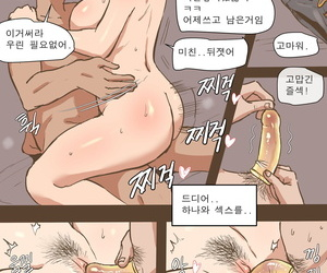 laliberte Long Vacation Korean Decensored